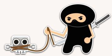 SEO-Ninja hat den Bot im Griff